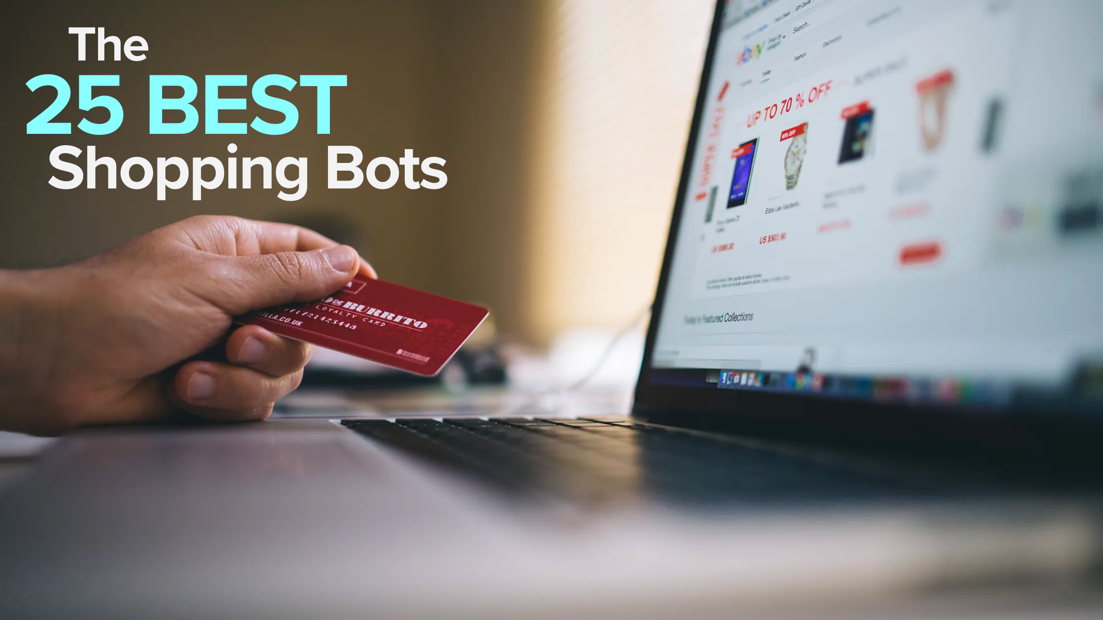 The 25 Best Shopping Bots
